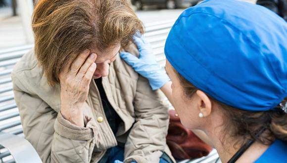 """""""Existen dos tipos de accidentes cerebrovasculares: los isquémicos,  y los hemorrágicos"""" explica la neuróloga, María Teresa Reyes. (Getty Images)"""