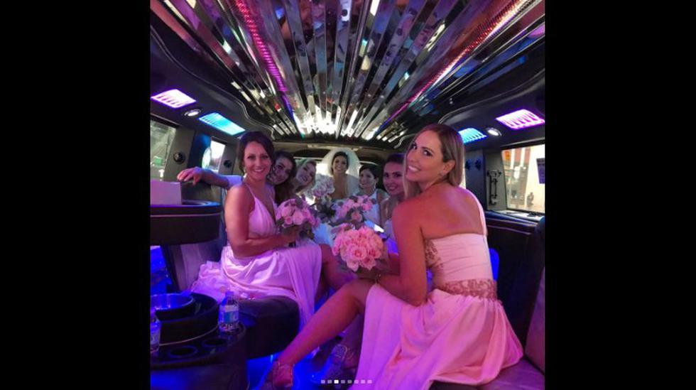 Sully Sáenz se casó con Evan en Canadá. (Fotos: Instagram)