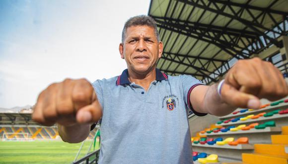 """'Puma' Carranza: """"Nosotros nos reímos de Alianza por el descenso, pero la 'U' puede desaparecer"""". (Foto: Allen Quintana)"""