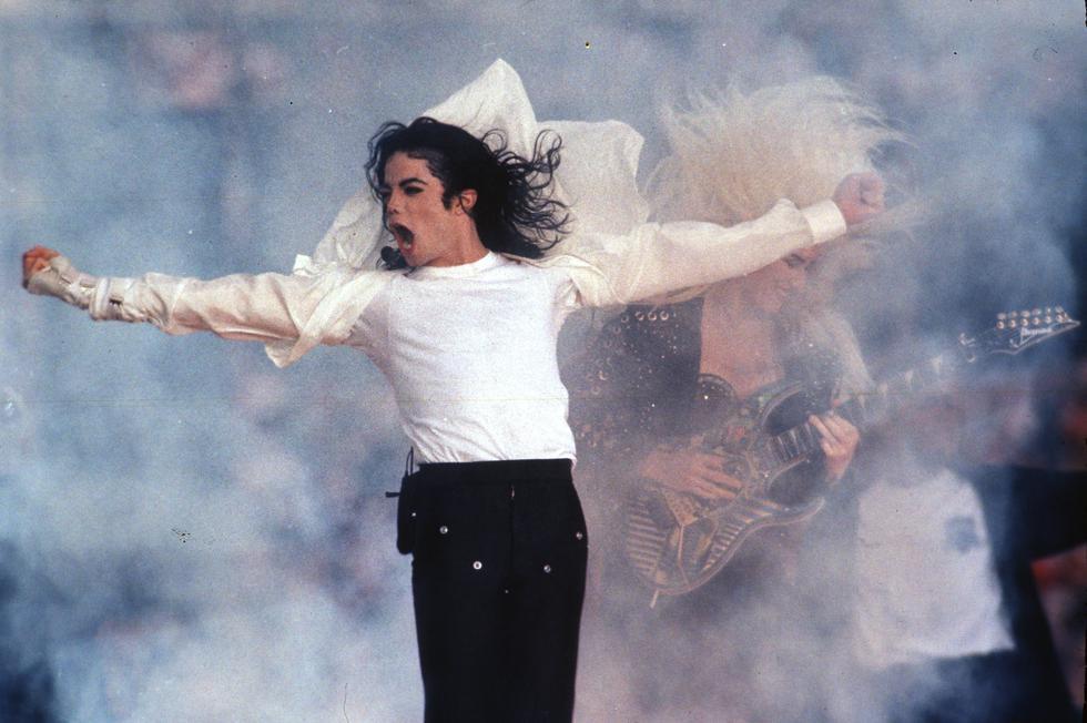 Michael Jackson (Foto: Agencias)