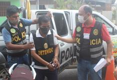 Madre de Dios: policía detiene a sujeto acusado de violar a una menor de 2 años