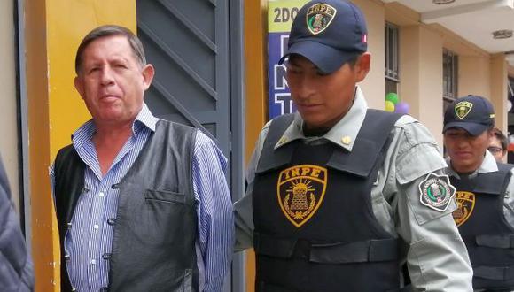 El Juez detallo que Segovia Ruiz y los implicados se apropiaron de un saldo presupuestal de más de 629 mil soles (Foto: Carlos Peña)
