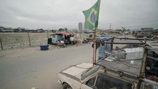 La crisis del coronavirus hace surgir nuevas favelas en Brasil