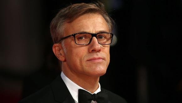 Christoph Waltz será presentador del Oscar