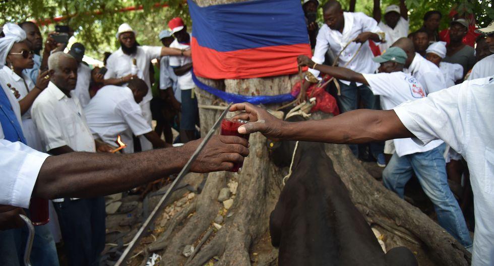 Haití (Foto: AFP)