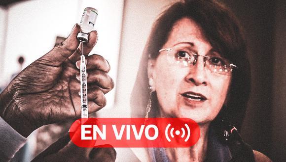 EN VIVO   'Vacunagate' en Perú: últimas noticias sobre los funcionarios públicos que recibieron la vacuna Sinopharm (Foto: El Comercio)