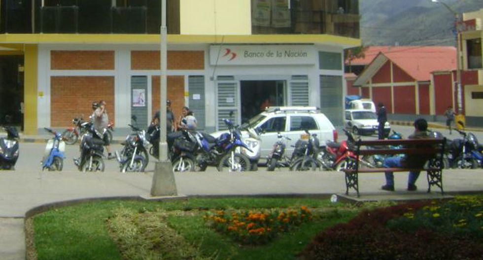 Robo en Banco de la Nación: se llevaron 80 mil soles