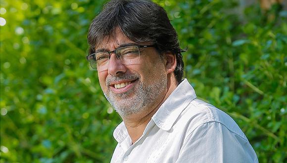 """Daniel Jadue: precandidato del Partido Comunista de Chile sube en las encuestas presidenciales tras comicios. (Foto: """"El Mercurio"""" de Chile, GDA)."""