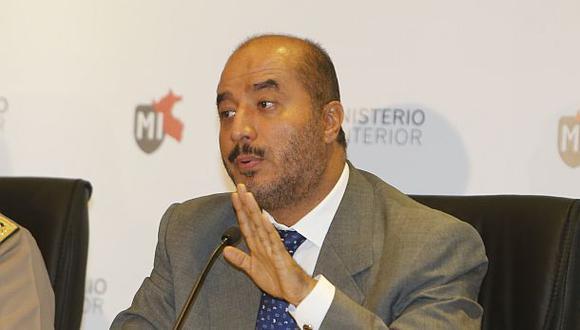 Pérez Guadalupe lamentó ausencia de Salazar en cita informativa