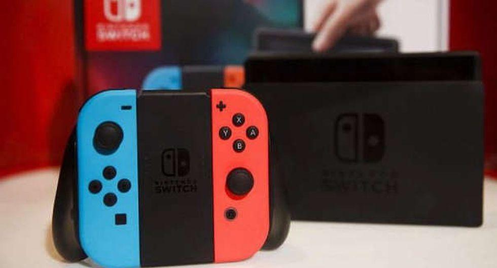 La Nintendo Switch vio la luz el 3 de marzo del 2017. (Foto: EFE)