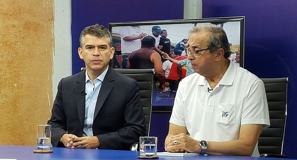 En el 2016, Julio Guzmán presentó a Daniel Mora como el nuevo jale del Partido Morado.