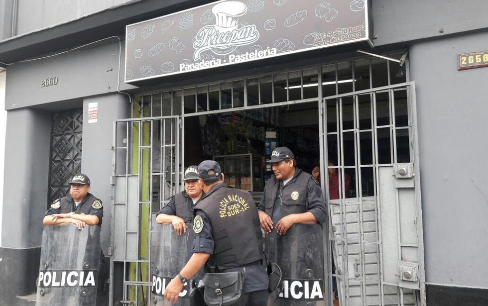 Lavado de activos: tres inmuebles incautados en Lima