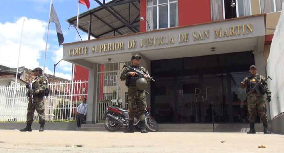 Liberan a acusados de matar a fiscal superior de San Martín - 2