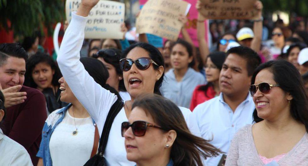 #NiUnaMenos: las movilizaciones en el interior del país [FOTOS] - 29