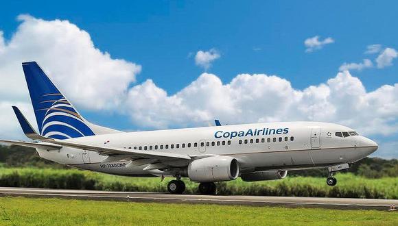Copa Airlines inicia vuelos directos entre Panamá y Chiclayo