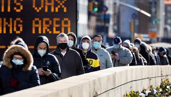 Coronavirus en Estados Unidos   Últimas noticias   Último minuto: reporte de infectados y muertos hoy, miércoles 10 de marzo del 2021   Covid-19. (Foto: EFE/Justin Lane).