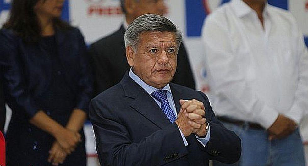 El Ministerio Público decidió ampliar investigación contra César Acuña por compra de inmueble en Madrid. (Foto: GEC)