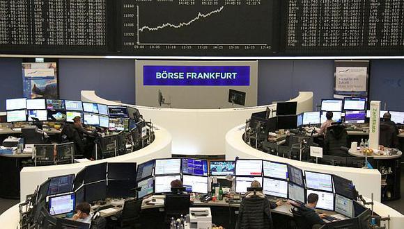 Hoy elíndice DAX 30 de Frankfurt perdió 1.57% y cerró a 11,603.89 puntos. (Foto: Reuters)