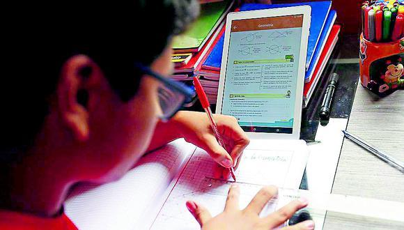 Educación virtual peligra por corte de servicio de telecomunicaciones