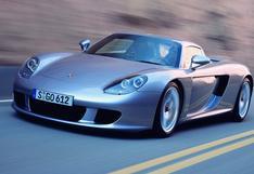 Uno de los primeros Porsche Carrera GT podría alcanzar los US$ 800 mil   FOTOS