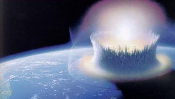 El beneficio del asteroide que extinguió a los dinosaurios