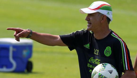 Selección Mexicana invencible desde la era del técnico Osorio