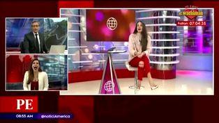 Verónica Linares confunde a Rebeca Escribens con Silvia Cornejo