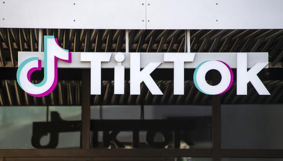 TikTok se ha pronunciado sobre la muerte de Antonella en Italia. En la foto vemos el edificio de TikTok en Culver City, California. (Foto referencial: AFP)