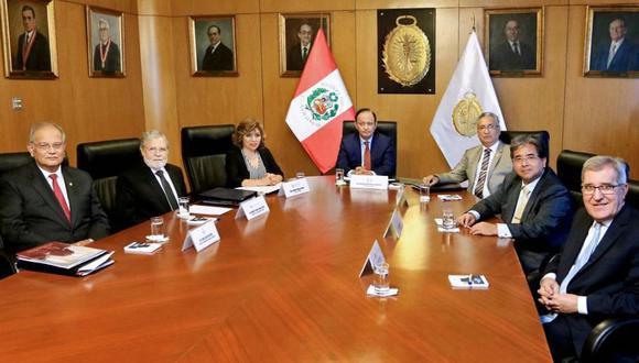 La Comisión Especial de la JNJ realizará entre el 26 y el 29 de diciembre la etapa de entrevistas personales. (Foto: Difusión)