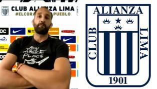 Hernán Barcos se compromete con Alianza Lima