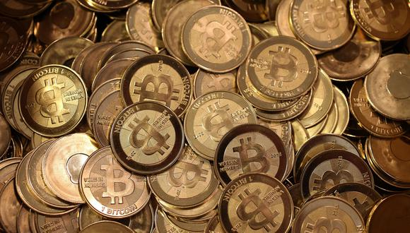 Reino Unido: así fue el primer robo de bitcoines a mano armada. (AFP).