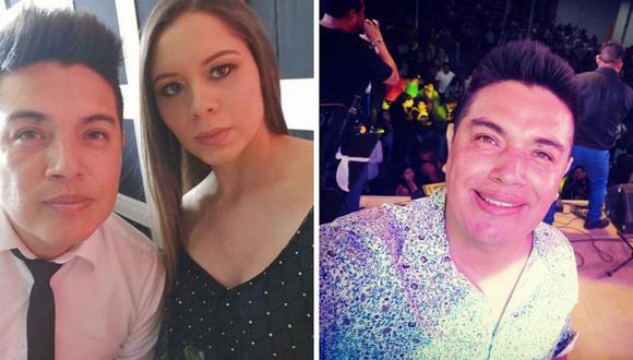 Olenka Cuba confirmó que acabó su relación con Leonard León tras salir a la luz unas imágenes del cantante con una joven. (Foto: Instagram / @leonardleoncito / @olenkacuba4).
