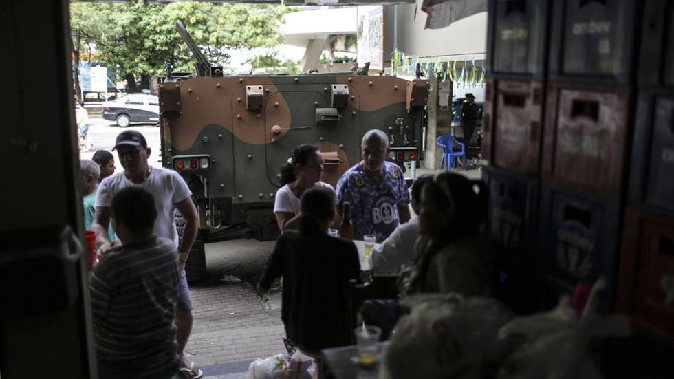 Según el Comando Conjunto de las Fuerzas Armadas, de los 16 capturados este sábado, ocho fueron detenidos en flagrancia y otros ocho tenían mandatos de prisión activos.(Foto: EFE)