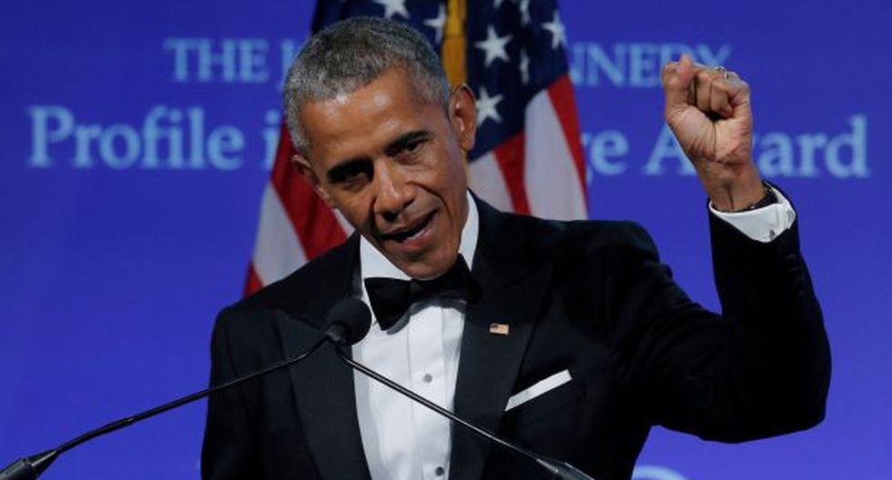 """Obama pide """"coraje político"""" al Senado para salvar a Obamacare"""