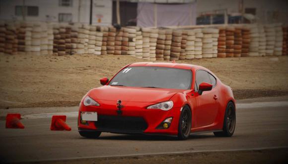 Autocross: Diego Castillo ganó la sexta fecha