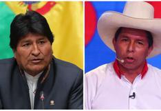 Evo Morales: las veces que opinó sobre la política peruana y qué busca con su apoyo a Pedro Castillo