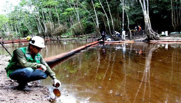 Multan a Petro-Perú por no remediar derrame ocurrido el 2014
