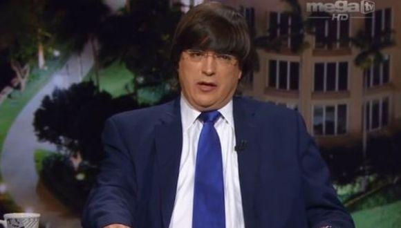 Jaime Bayly opinó sobre la situación política en Argentina tras las elecciones primarias celebradas el domingo 11 de agosto | Foto: Mega TV