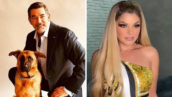 Han pasado más de 17 años desde que Itatí Cantoral y Eduardo Santamarina firmaron su divorcio. (Foto: Instagram)