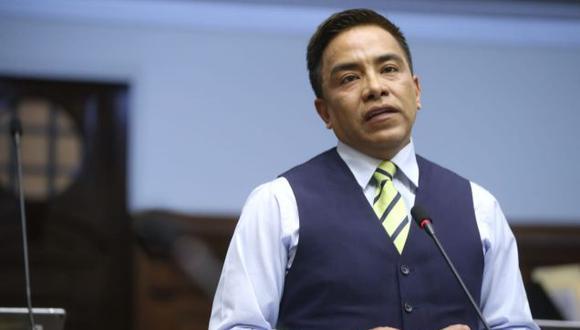 Robero Vieira había sido citado bajo apercibimiento a la Comisión de Ética, pero no acudió. (Foto: Congreso)