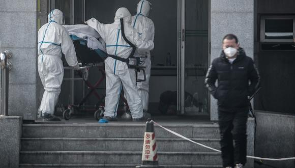 Un misterioso virus similar al SARS se ha extendido por China, incluso a Beijing, informaron las autoridades el 20 de enero. (Foto: AFP)