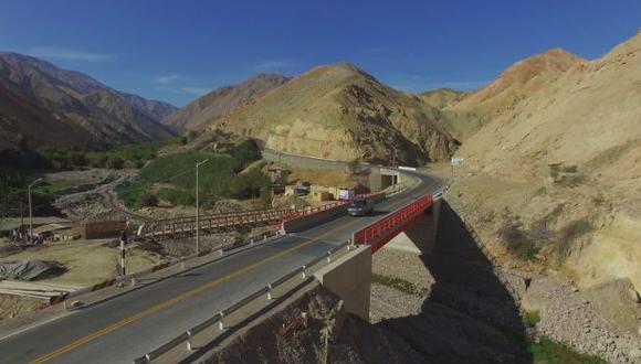 Carretera Tacna