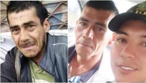 Fue trasladado a una misión en Bogotá y terminó reencontrándose con su familiar perdido.