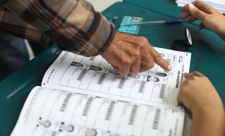Resultado de imagen para elecciones congreso peru 2020