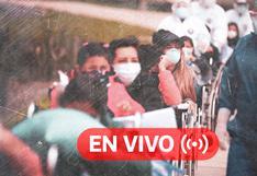 Coronavirus Perú EN VIVO | Cifras y noticias en el día 314 del estado de emergencia, hoy sábado 23 de enero