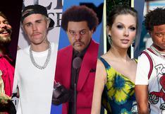 American Music Awards 2020: ellos son los nominados al premio de Artista del año