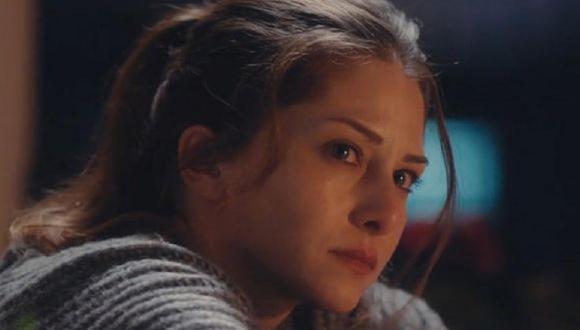 """Ezgi Asaroglu interpreta a Ezo, es una joven con bipolaridad, en """"Doctor milagro"""" (Foto: MF Yapım)"""