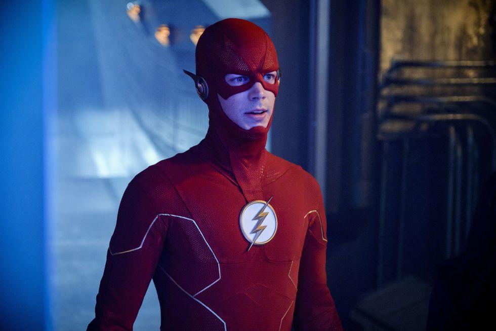 Flash tendrá un nuevo traje en esta temporada (Foto: Jeff Weddell / The CW)