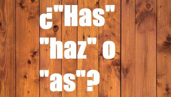 Si no tienes claro el uso de estas palabras, esta guía te será de mucha ayuda (Foto: Pixabay)