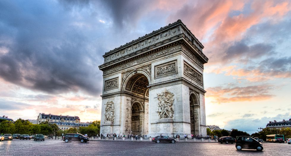 Monumentos famosos: Conoce los arcos más hermosos del mundo - 1